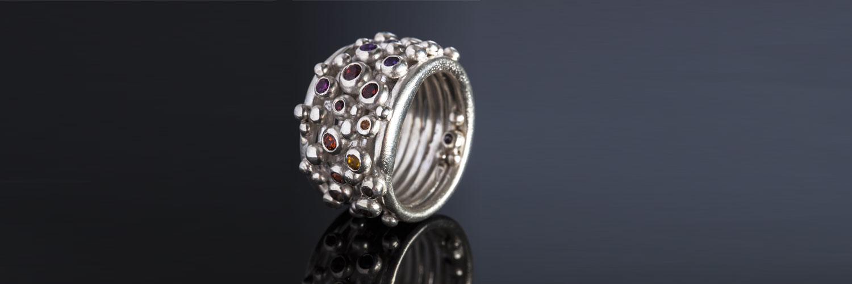 techniques modernes acheter pas cher grosses soldes Laurence Oppermann - Créatrice de Bijoux contemporains ...